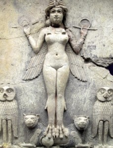 Ancient Babylonian Goddess