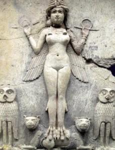 Ancient Babylonian Goddess