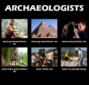 archeology-meme