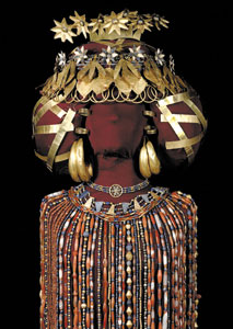 Queen Puabi's Headdress