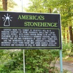 Entrance to America's Stonehenge, Salem, NH