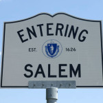 Salem Sign  Photo Credit: BostonCoasters.com