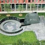 Outdoor Memorial at the African Burial Ground